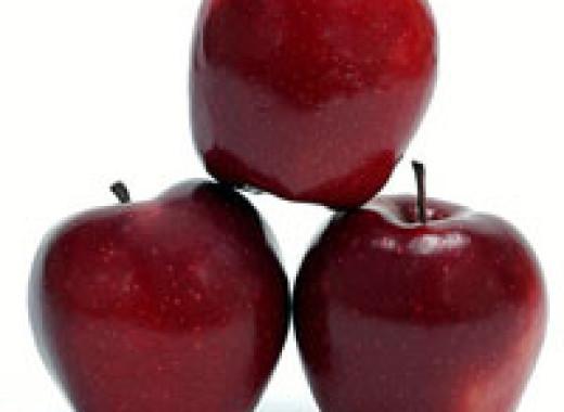 Яблочный стол