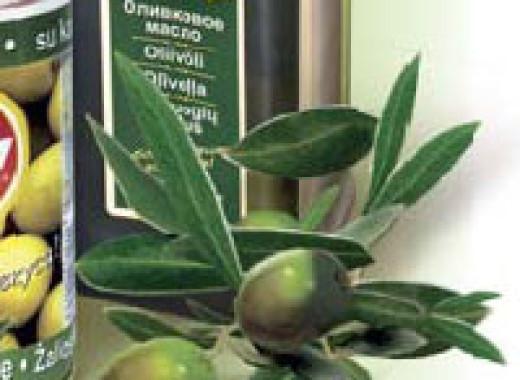 Оливки против токсинов