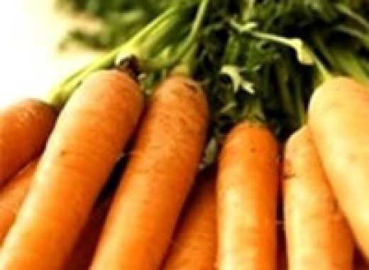 Морковка от изжоги