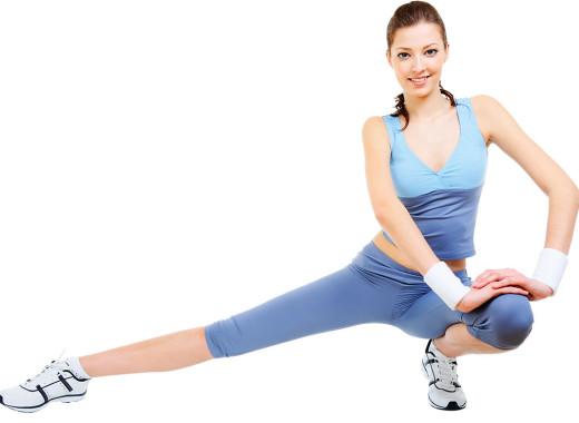 Как похудеть занимаясь физкультурой