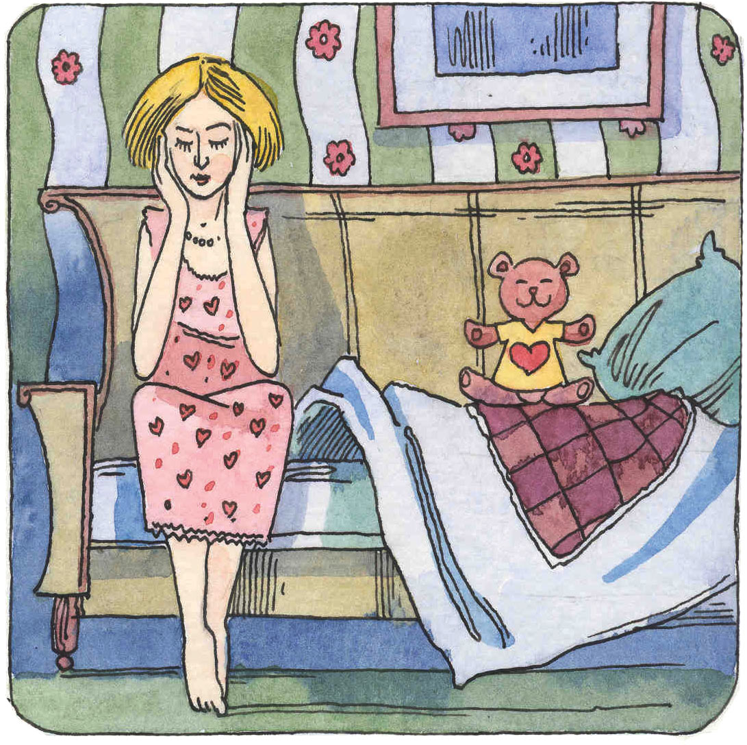Сон и аллергия