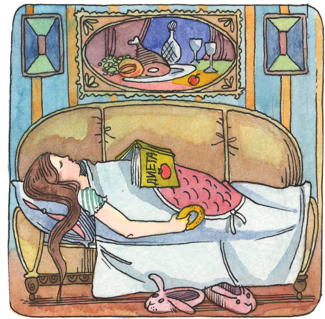 Сон и лишний вес