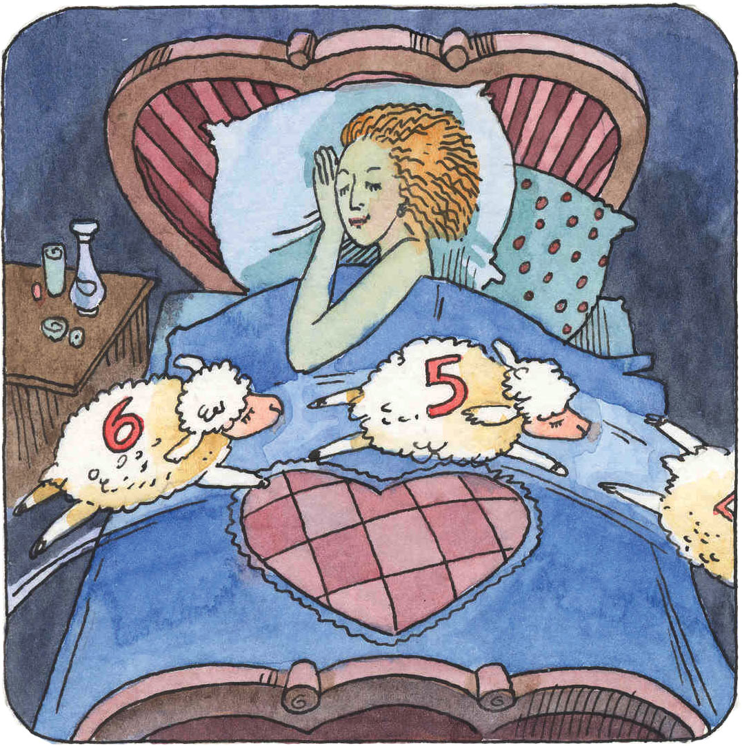 Сон и остеохондроз