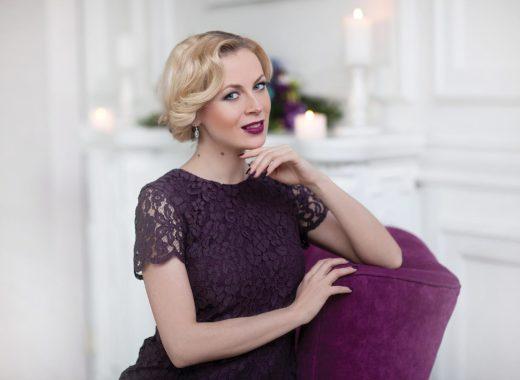 Актриса Оксана Скакун