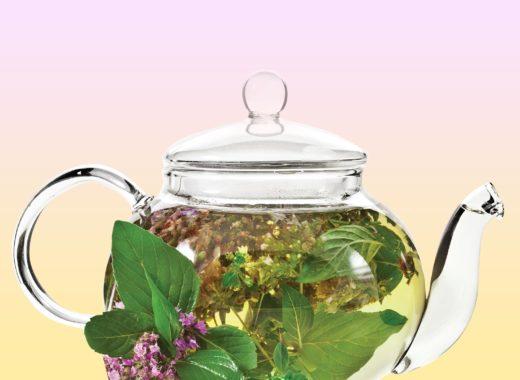 Душ и мятный чай