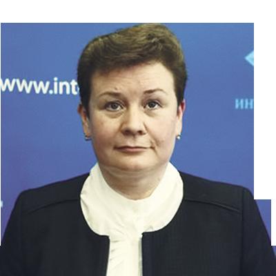 Оксана Михайловна Курбачева