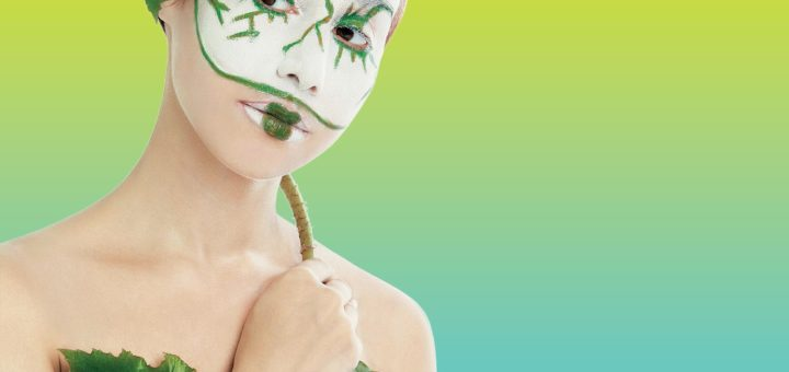 Зелёная косметика
