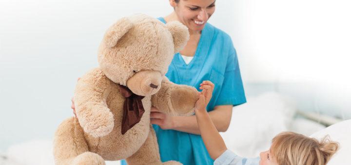 Больничный антистресс