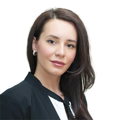 Врач-косметолог, заведующая столичной клиникой «Лантан» Ильмира Петрова