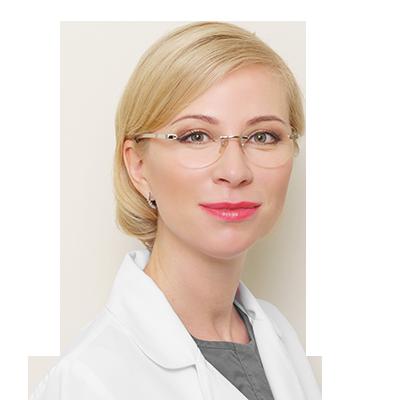 Кандидат медицинских наук, врач-косметолог, дерматовенеролог московской Клиники немецких медицинских технологий GMTClinic Ирина Валерьевна Кравцова.