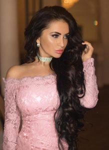 Аника Керимова, дизайнер, владелица собственного бренда Anika: