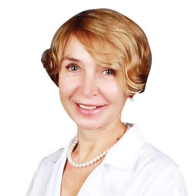 столичный врач-трихолог, эксперт марки Eliokap Top Level Елена Ивановна Дмитриева