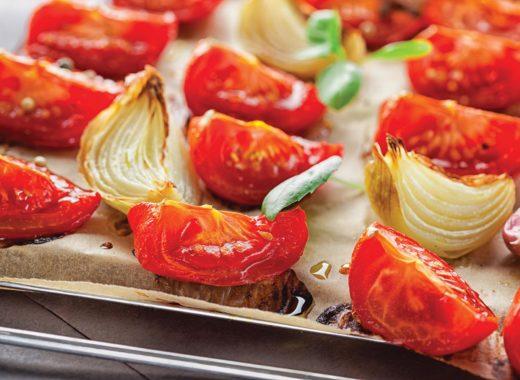 Горячие помидоры