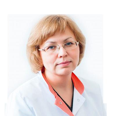 Кандидат медицинских наук, московский врач диетолог-эндокринолог Наталья Ивановна Фадеева.