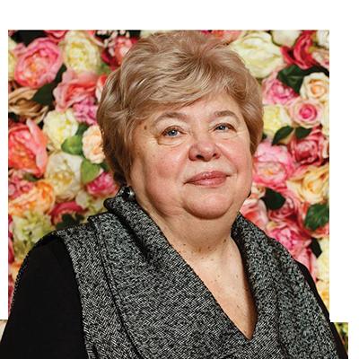 Доктор педагогических наук, профессор кафедры логопедии МПГУ Ольга Святославна Орлова.