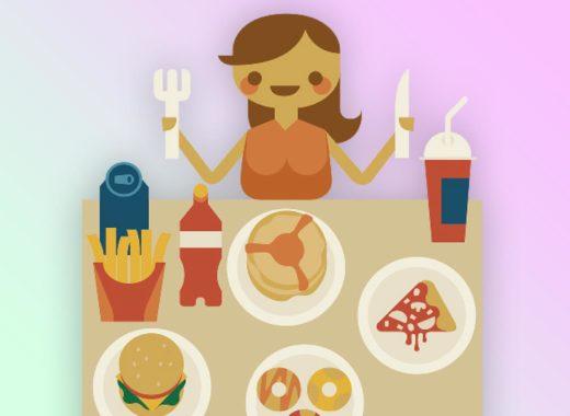 Ошибки похудения