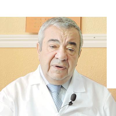 Доктор медицинских наук, профессор, заведующий кафедрой акушерства и гинекологии РУДН Виктор Евсеевич Радзинский.