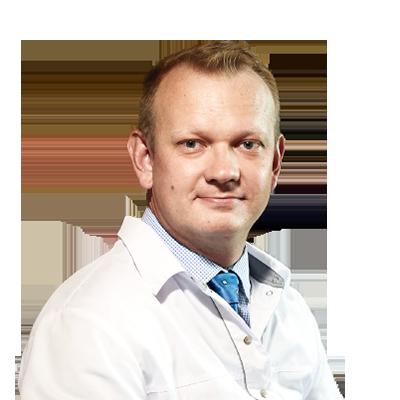 Кандидат медицинских наук, ведущий столичный специалист в области спортивной травматологии и лечения суставов Юрий Константинович Глазков.
