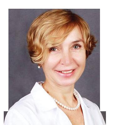 Московский врач-трихолог, эксперт марки Eliokap Top Level Елена Ивановна Дмитриева.