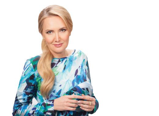 ведущая ток-шоу «Доктор И…» Ирина Першина.