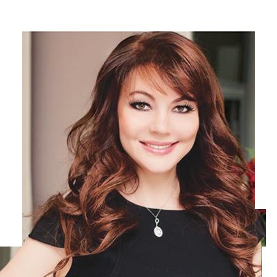 основатель и ведущий врач-косметолог московской Клиники Эстетической Медицины Ольга Мороз.