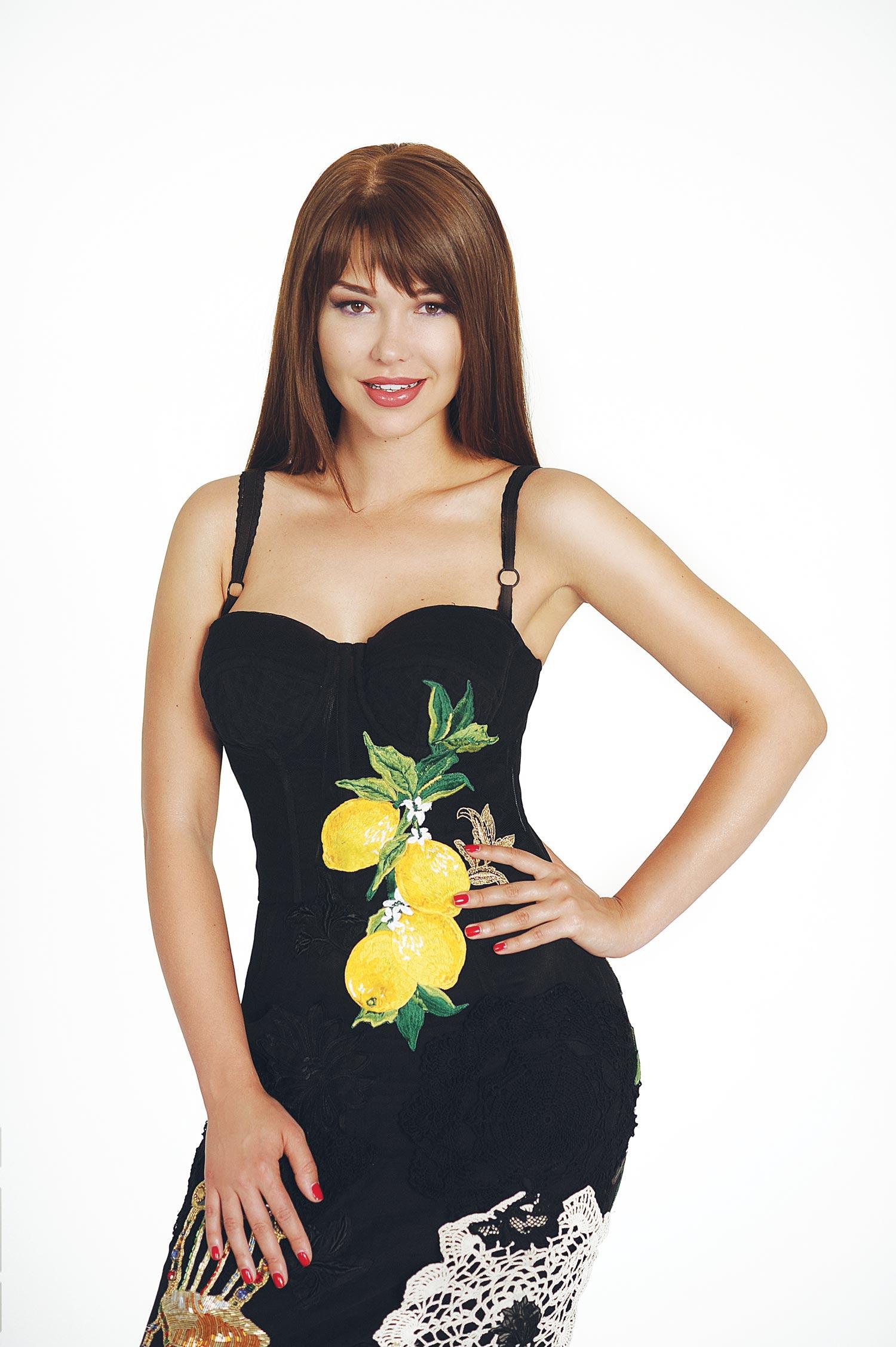 Мария Лиман, топ-модель