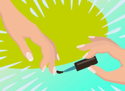 Ногти игрибок