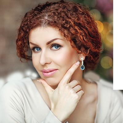 основатель сети студий эпиляции и учебных центров Sweet Epil Екатерина Пигалева.