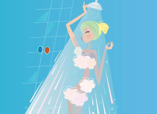 Экстремальный душ