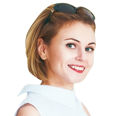 Московский визажист-стилист, автор книги Make up иобучающих программ по макияжу Анна Белкина.