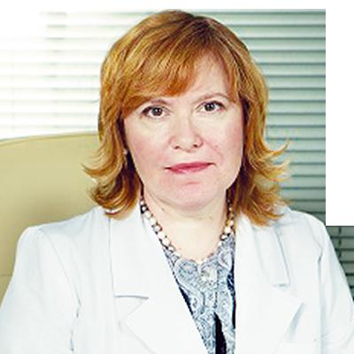 Доктор медицинских наук, профессор, врач-дерматолог Вероника Владимировна Мордовцева.