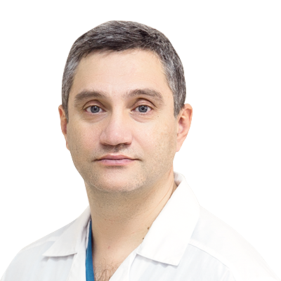 Врач-травматолог ГКБ № 17 г. Москвы Сергей ВикторовичНовиков.