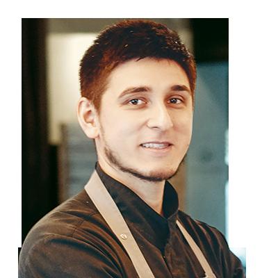 Бренд-шеф ресторана «Баран-Рапан», г. Сочи Валерий Порядин