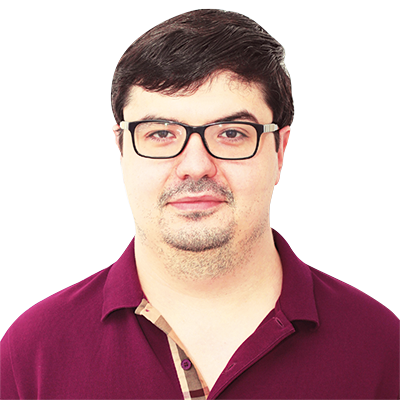 Стоматолог-хирург, имплантолог, главный врач «АРМ Клиник» в Москве Расул Мухажирович Атабиев