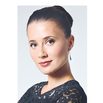 Телеведущая, бьюти-эксперт и совладелица столичной клиники «Время Красоты» Яна Лапутина.